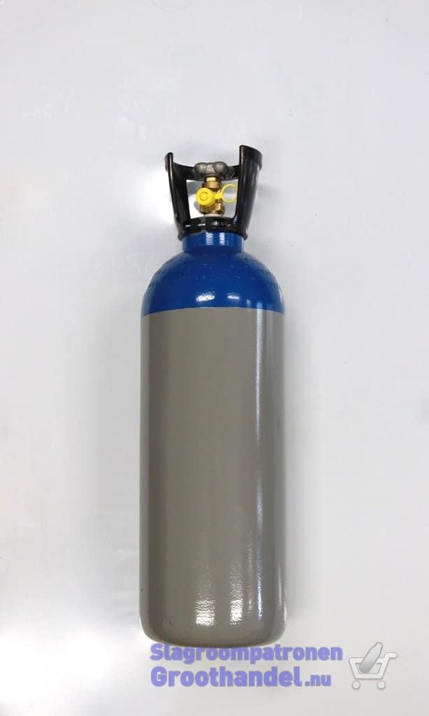 10288c3c0ca 10KG Lachgas tank/cilinder