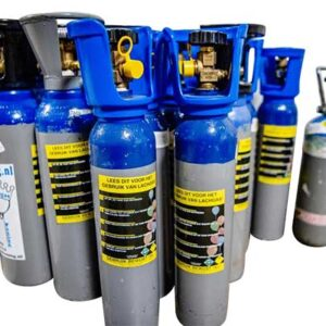 Nitrous oxide tank offer